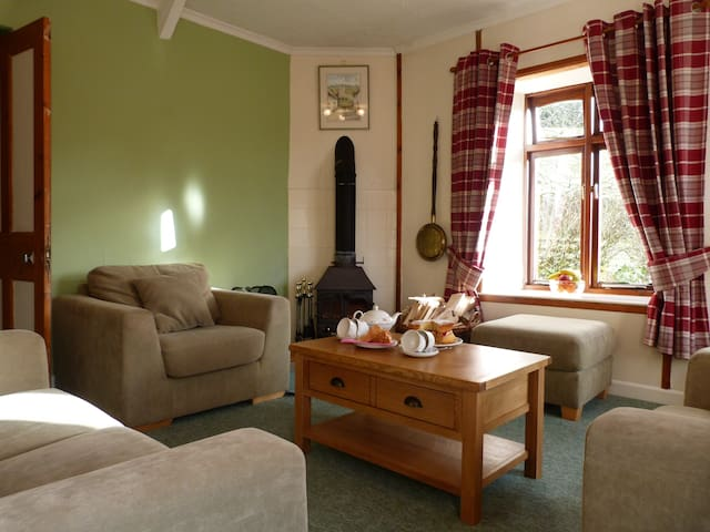 Stream Cottage, Triscombe Farm Holiday Cottages