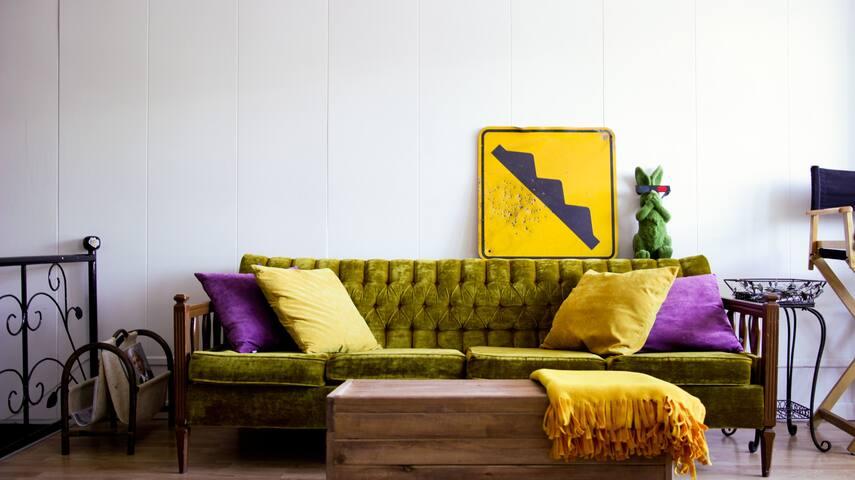 [  Loft Wallberg  ] chambre spacieuse
