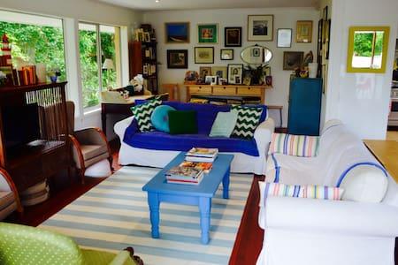 Perfect family summer retreat available at Xmas - Bilgola Beach - Talo