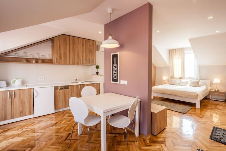 Kafemat Apartmani Studio 201