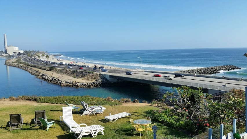 Beach House on the Bluff! - Carlsbad - Huis