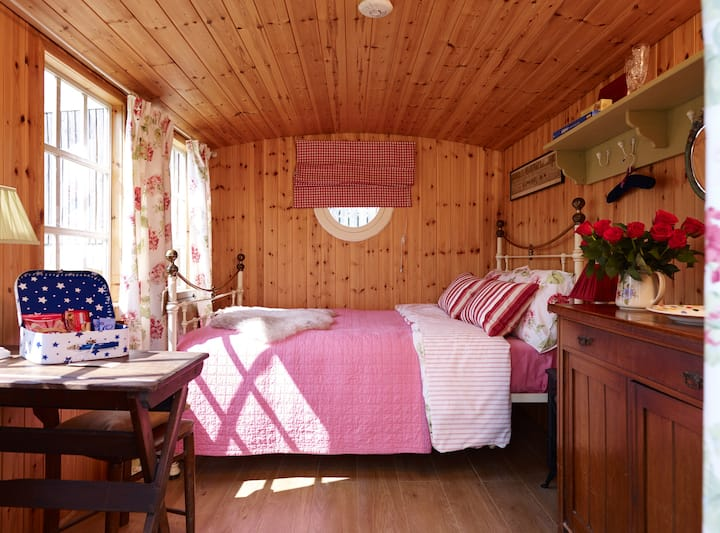 Apple Tree Cabin, Shepherds Hut Rural Retreat York
