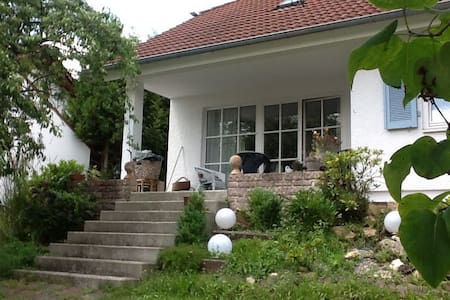 Lovely apartment in cosy country house. - Mietingen - 아파트