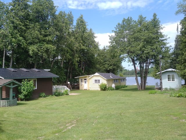 **Lakefront Family Compound On Buckhorn Lake**