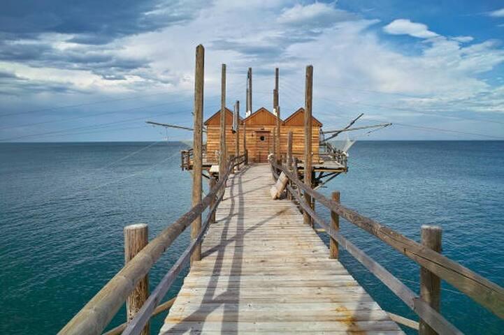 Casa Vacanze Termoli 600 m dal mare