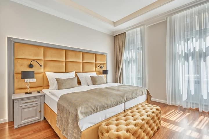 Golden Key Hotel - PRAGUE - Deluxe Superior room