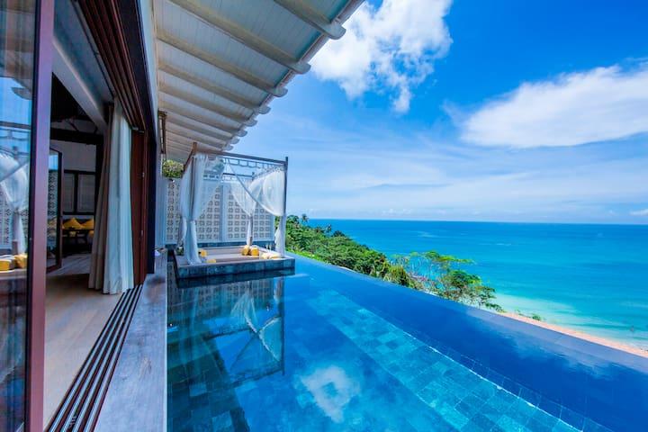 Seaview Pool Villa - Karon - 別荘