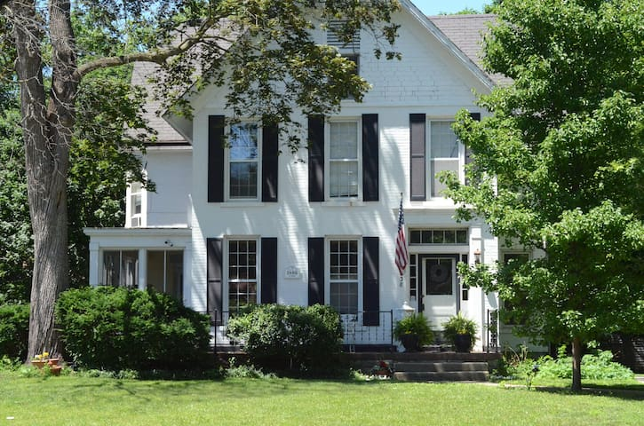 Victorian House 3000SF near Chicago - Elgin - Huis