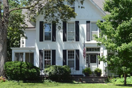 Victorian House 3000SF near Chicago - Elgin - Haus