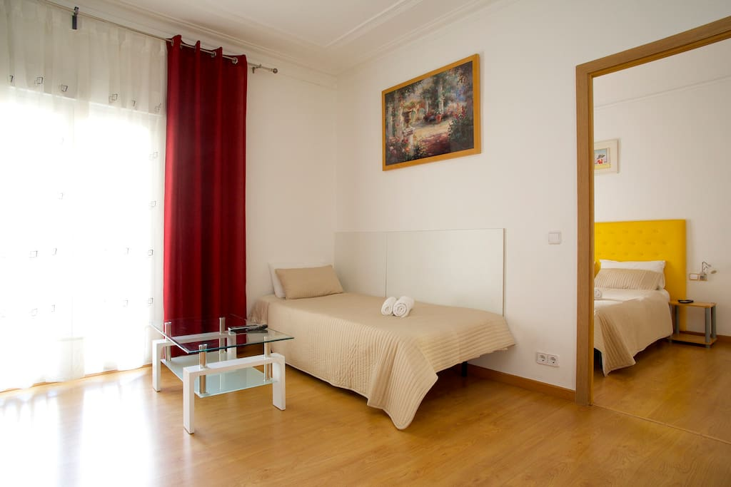 Classic suite chambres d 39 h tes louer barcelone - Chambre d hote barcelone centre ...