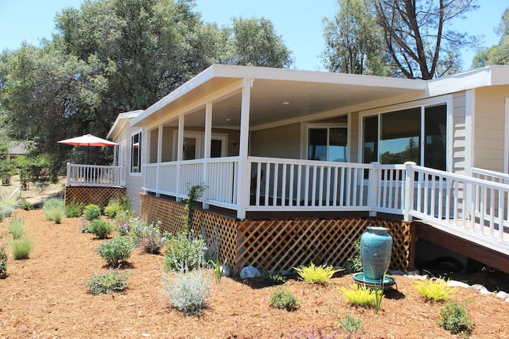 Gold Country Retreat: Horse & Rider - Placerville - House
