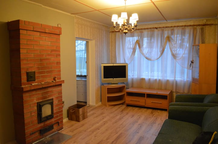 Apartment in the countryside, 27 km from Rakvere