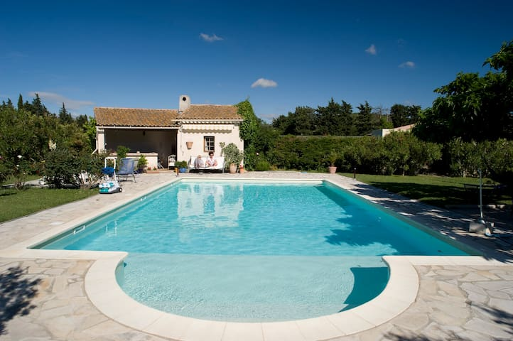 Aux Mûriers in Provence - Graveson - Apartment