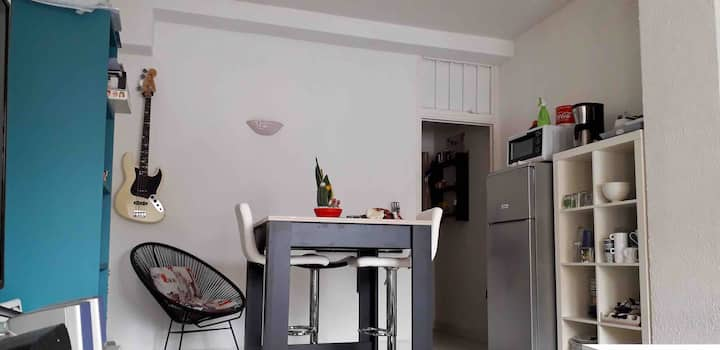 Appartement T2 au Port de Canet-en-Roussillon
