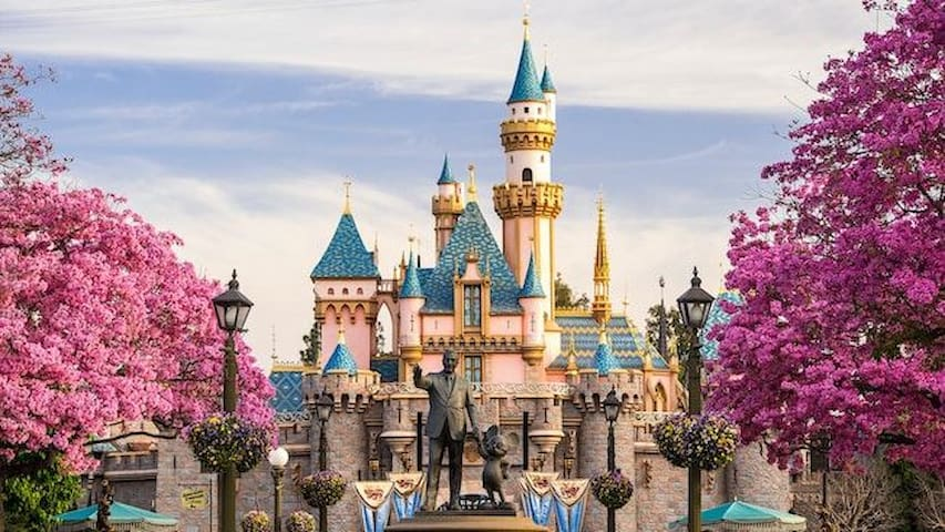 😍$135 Beautiful Home Anaheim Conv & Disney