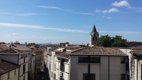 Duplex Historical Centre Avignon