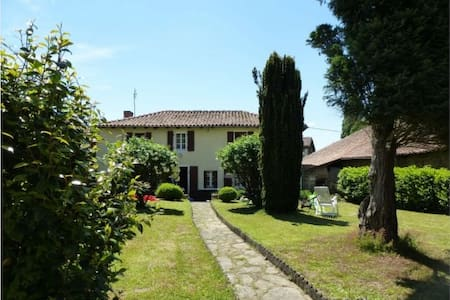 Le Bourg, Montemboeuf - Haus