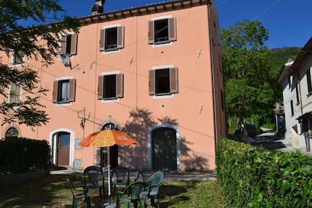 L'Umbria e il Parco di Monte Cucco - Fossato di Vico