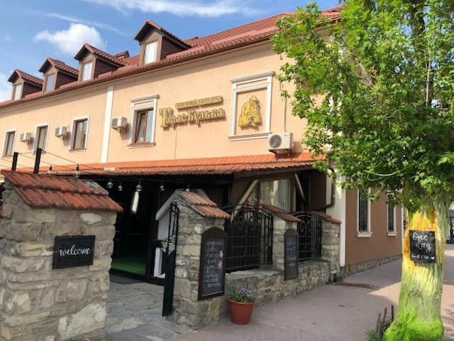 Hotel Taras Bulba