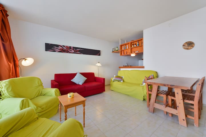 Ibiza, Cala St Vicent Beach flat  - St. Joan de Labritja - Appartement