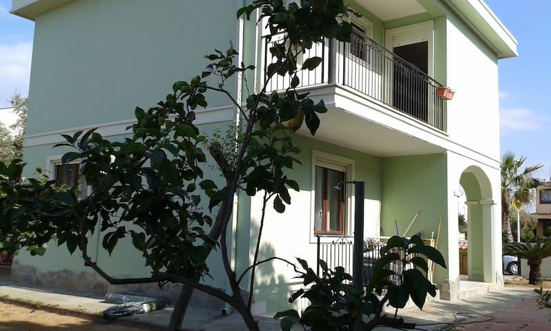 Vacanza in Sardegna Villa singola - Coop. Cento - Villa