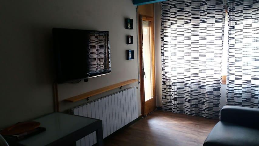 Apartamento con encanto en La Cerdanya - Martinet - Lejlighed