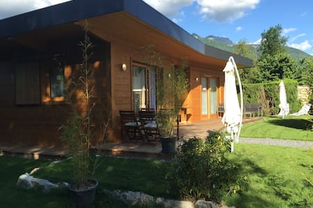 Contemporary Chalet - Lake Annecy