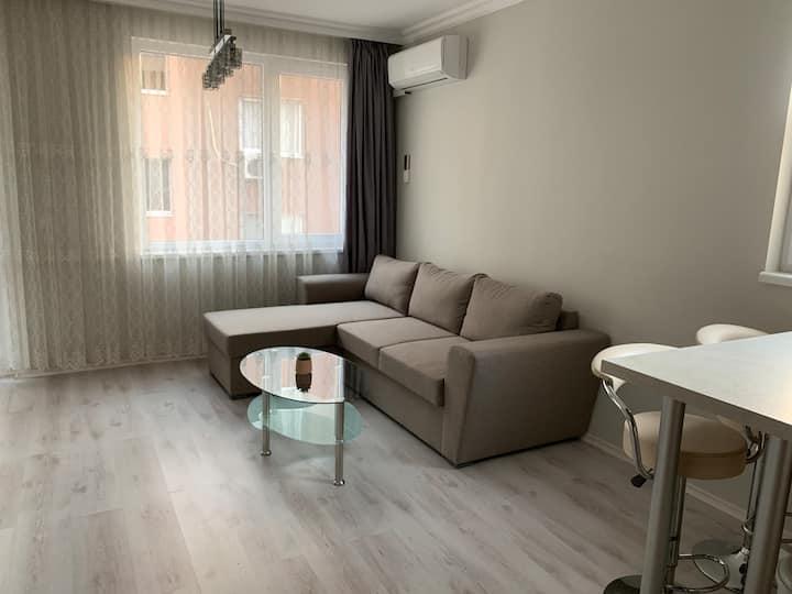 Double-room Apartment in Vinitsa, Varna