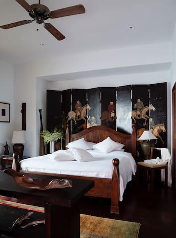 "Master bedroom ""Tampan"""