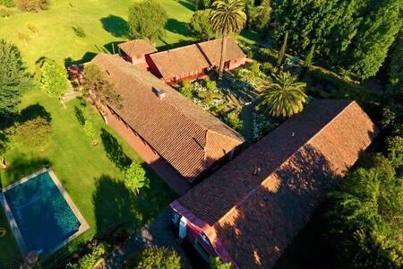 Casona Carrera Maipo Wine Valley - Santiago - Rumah