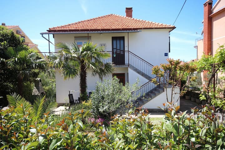 Apartment situated close to the Borik beach
