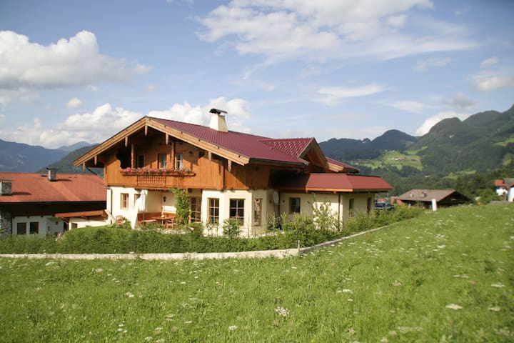 Apartment Ben - Reith im Alpbachtal - Appartement