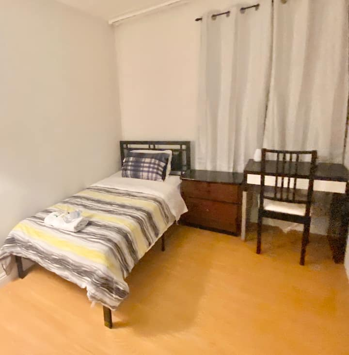 M3 - Cozy Room near Atlantic Time Square
