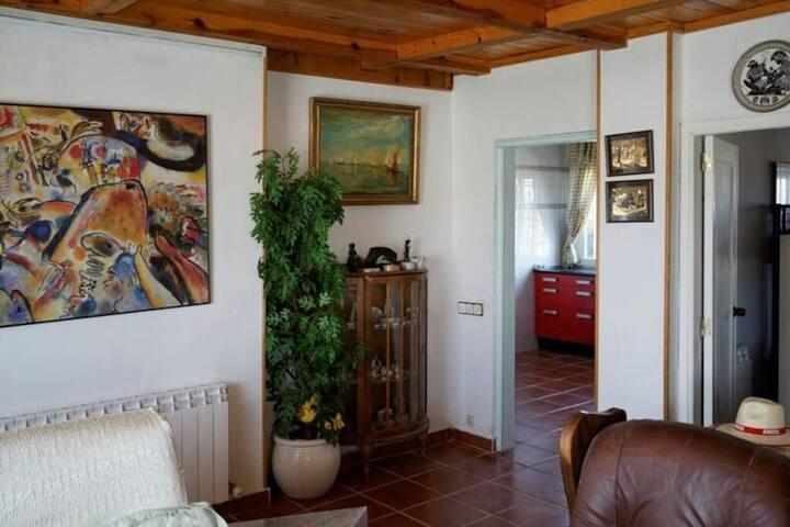 LaRealVilla - Segovia, Castilla y León, ES - Rumah