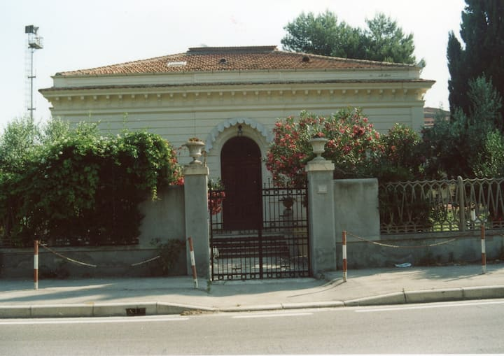 Villa Taito on the sea of Trabocchi