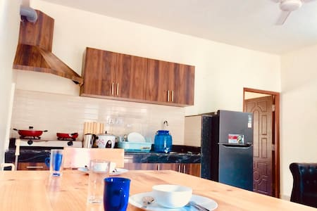 BS-colorful sky, brand new-private kitchen
