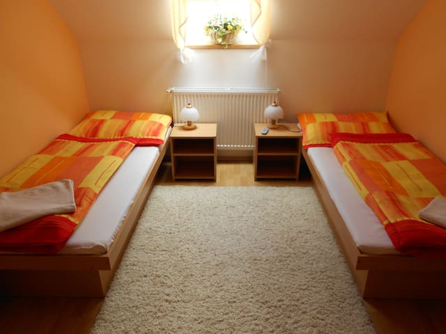 "Double room ""Marian"" - Liesek - Bed & Breakfast"