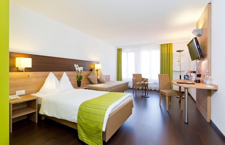 Modernes Zimmer im Herzen von Olten - Olten - Condomínio