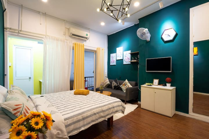 The Cozy Studio-Best place to discovery HoChiMinh