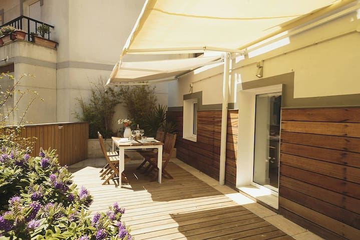 Gorgeous Terrace flat central - Santander - Pis