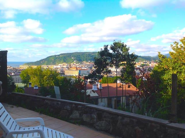 Piso zona tranquila- relaxing area - San Sebastián - Apartment
