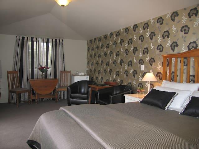 Cheltenham House  Garden Studio - Hanmer Springs - Villa