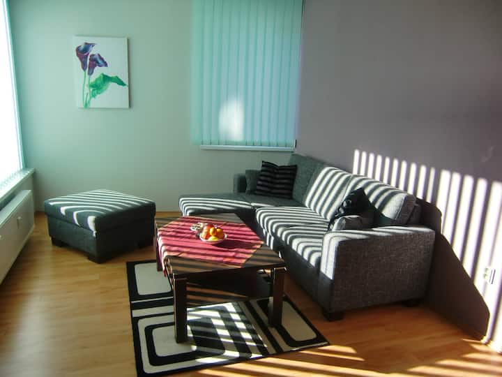 Stunning spacious 2 bedroom apartment in Donovaly