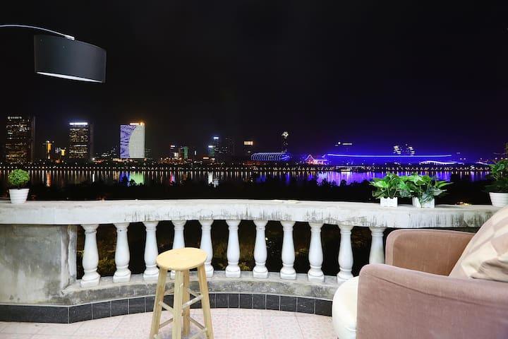 【不是美 是美好】3BDR&Canton Fair&广州市&广交会&琶洲国际会展中心&红专厂&大三房 - Guangzhou Shi - Apartment