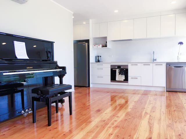 Simple Style & Quiet - Auckland - House