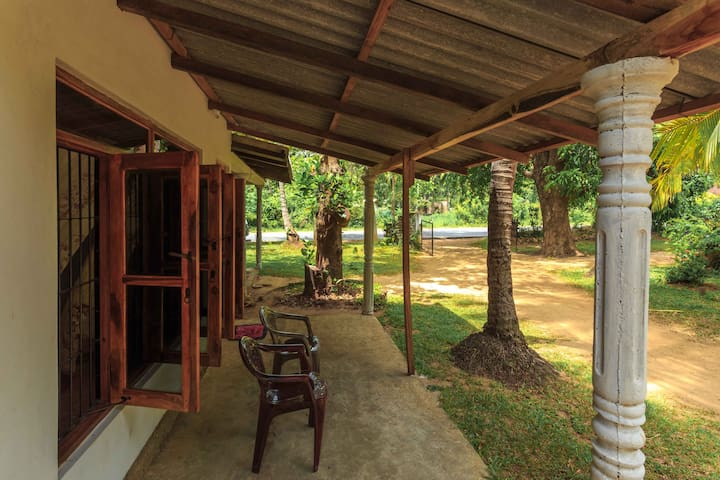 Neverbeen to Ranaweera's Homestay
