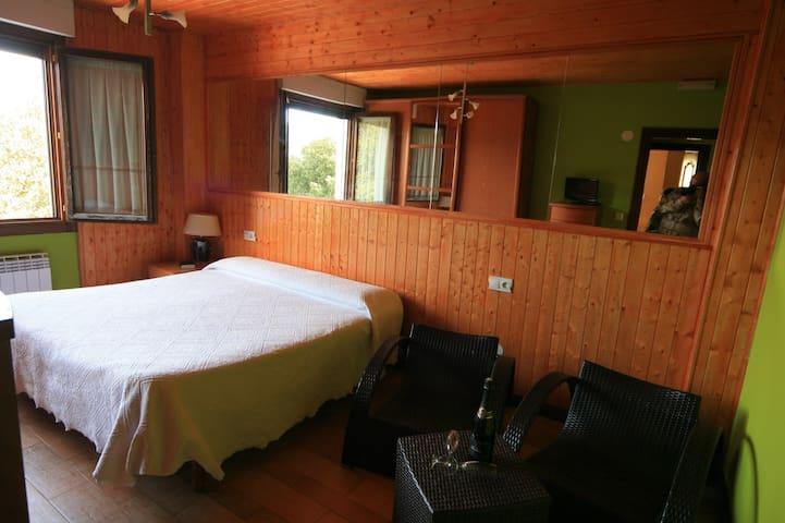 habitación nº 3 de la granja de Vitoria - Otogoien