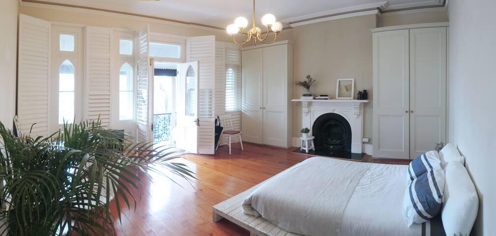 Double room in Potts Point - Potts Point - Casa