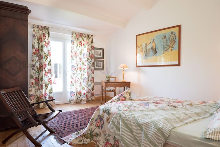 Chambre Negresco Lit avec matelas électriques en 140 cm