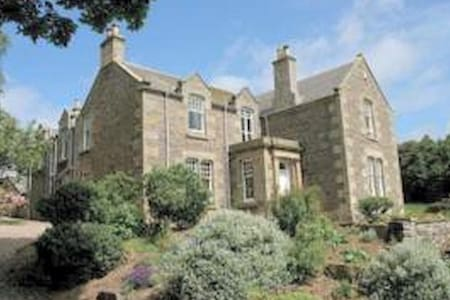 4* Bed & Breakfast Near St Andrews - Tayport - Oda + Kahvaltı